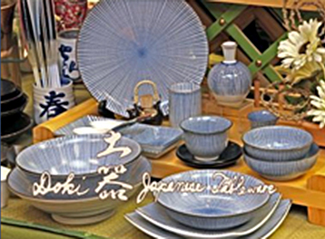 DOKI JAPANESE TABLEWARE